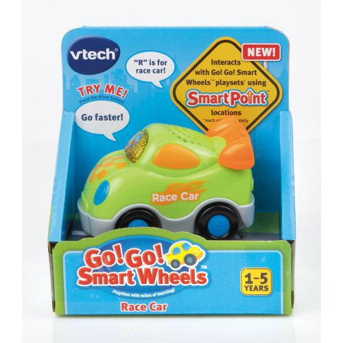 VTECH TOOT TOOT DRIVER RACER CAR FI