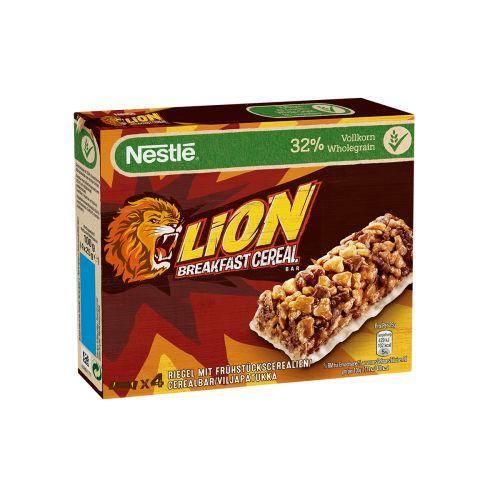 NESTLE LION SUKLAINEN VILJAPATUKKA 4-PACK 100 G