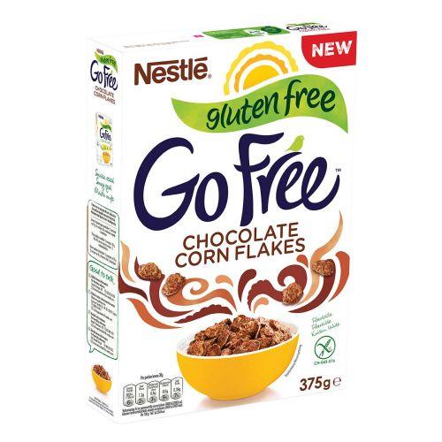 NESTLE GOFREE CHOCOLATE CORNFLAKES 375 G