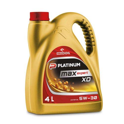 ORLEN PLATINUM MAXEXPERT XD 5W-30    B4L 4 L