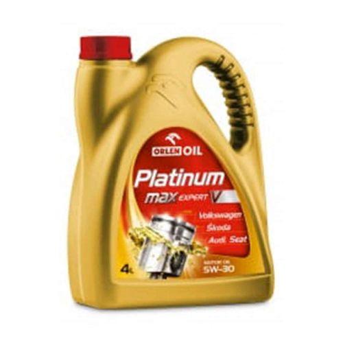 ORLEN PLATINUM MAXEXPERT V 5W-30     B4L 4 L