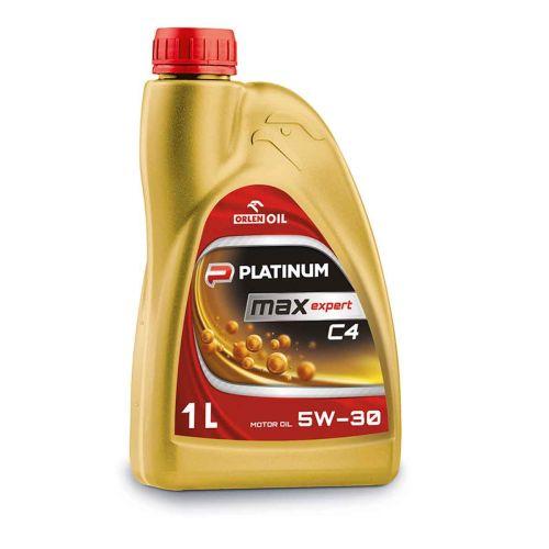 ORLEN PLATINUM MAXEXPERT C4 5W-30   B1L