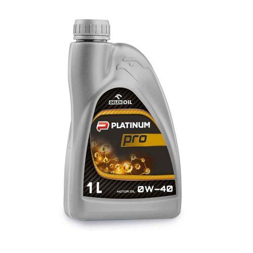 ORLEN PLATINUM PRO 0W-40  B1L