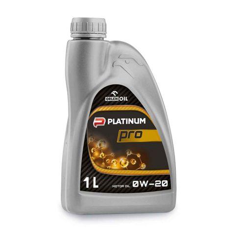ORLEN PLATINUM PRO 0W-20  B1L
