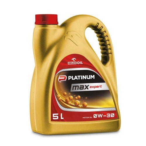 ORLEN PLATINUM MAXEXPERT 0W-30 B5L 5 L