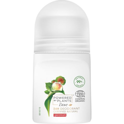 DOVE PBP ROLL-ON GERANIUM 50 ML