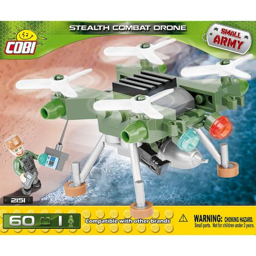 COBI STEALTH COMBAT DRONE, 60 OSAA