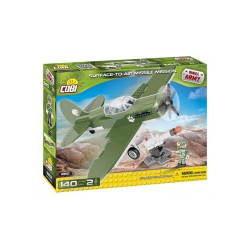 COBI  Surface to Air Missile Mission, 140 osaa
