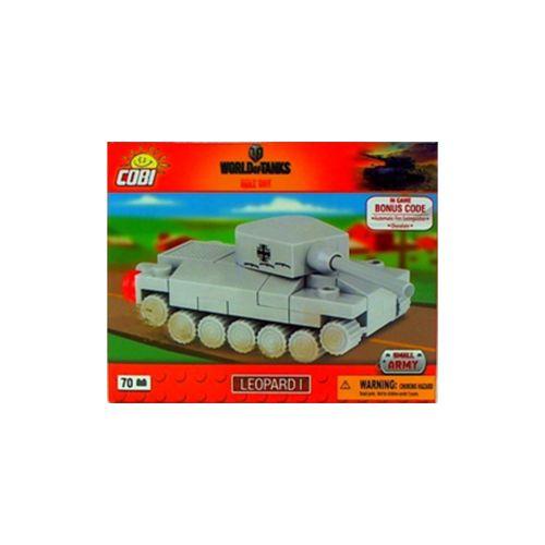 COBI Small Army Mini Tanks