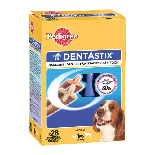 Pedigree Dentastix Medium 180g 4-pack / 720g