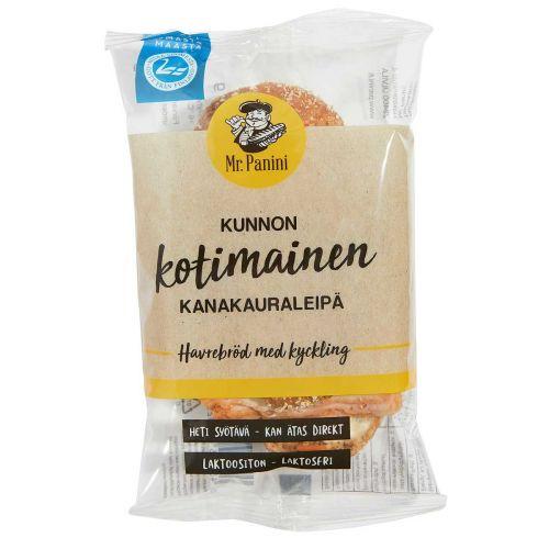 KUNNON KOTIMAINEN KANAKAURALEIPÄ 180 G