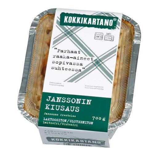 KOKKIKARTANO JANSSONINKIUSAUS 700 G