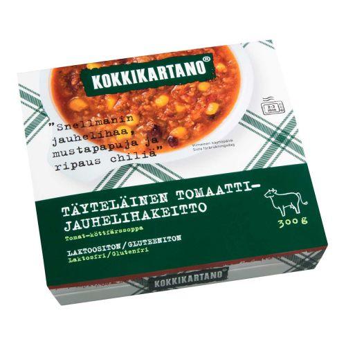 KOKKIKARTANO TÄYTELÄINEN TOMAATTI-JAUHELIHAKEITTO 300 G