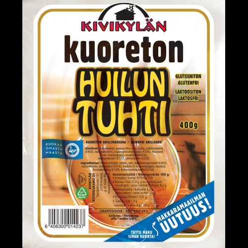 KIVIKYLÄN HUILUN TUHTI KUORETON 400 G