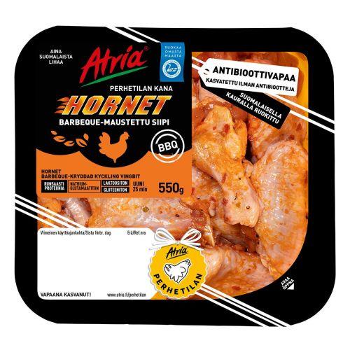 ATRIA PERHETILAN HORNET BBQ-MAUST KANAN SIIPI 550 G