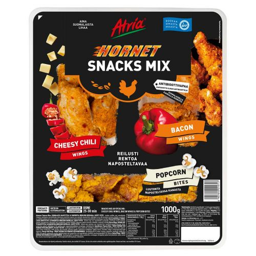ATRIA HORNET SNACKS MIX 1KG