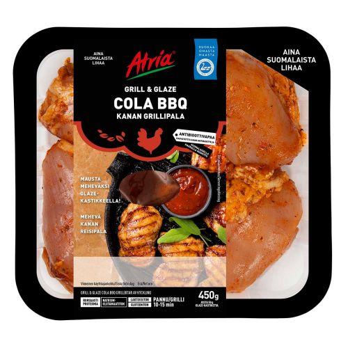 ATRIA GRILL & GLAZE KANAN GRILLIPALA COLA BBQ 450 G