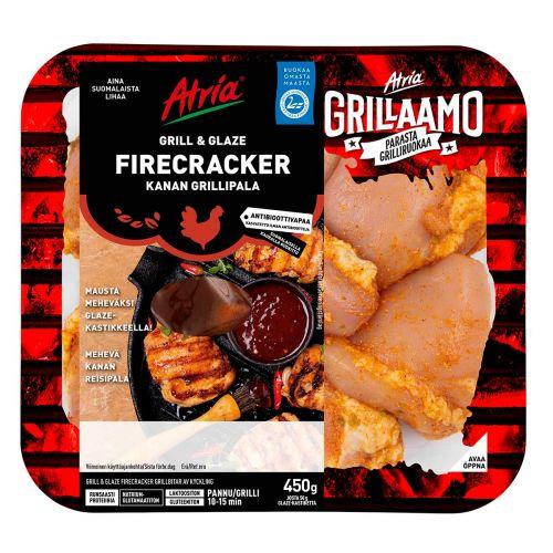 ATRIA GRILL & GLAZE KANAN GRILLIPALA FIRECRACKER 450 G