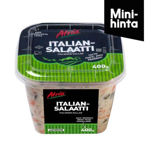 ATRIA ITALIANSALAATTI  400 G