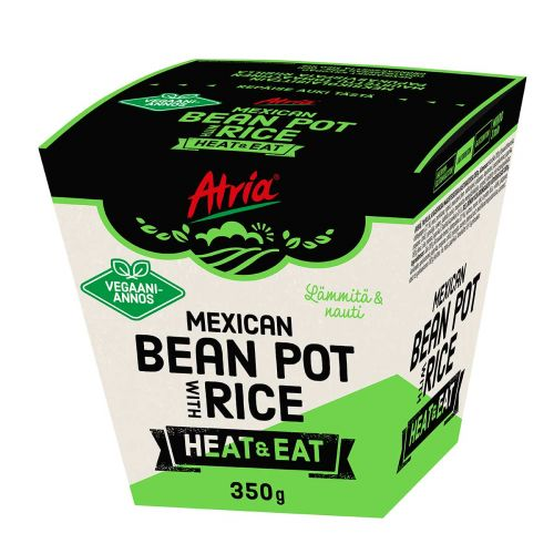 ATRIA HEAT & EAT MEXICAN BEAN POT WITH RICE 350 G