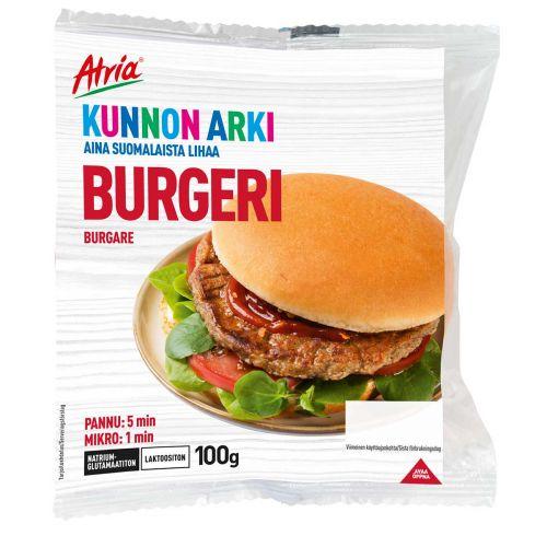 ATRIA KUNNON ARKI BURGERI  100 G