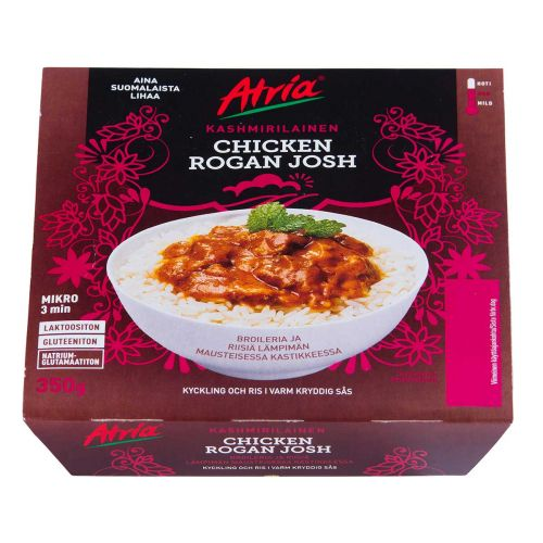 ATRIA CHICKEN ROGAN JOSH 350 G