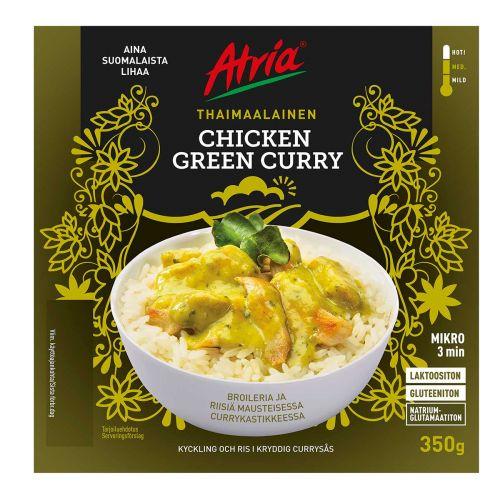 ATRIA CHICKEN GREEN CURRY 350 G