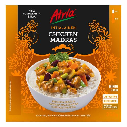 ATRIA CHICKEN MADRAS 350 G