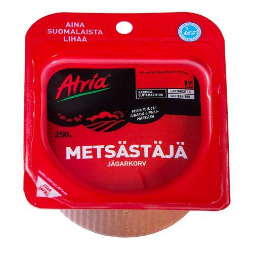 ATRIA METSÄSTÄJÄNMAKKARA 250 G
