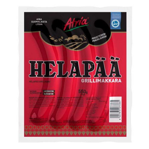 ATRIA HELAPÄÄ  550 G