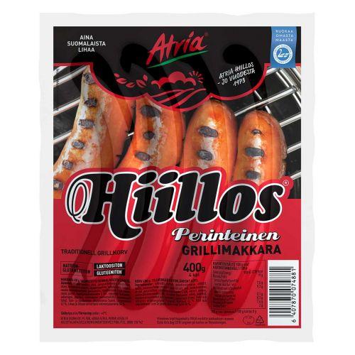 ATRIA HIILLOS PERINTEINEN 400 G