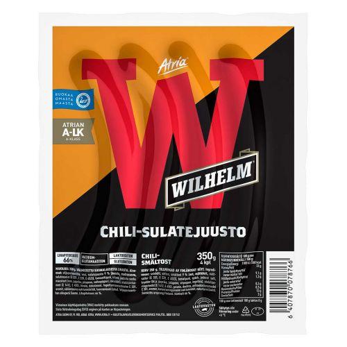 ATRIA WILHELM CHILI-SULATEJUUSTO GRILLIMAKKARA 350 G