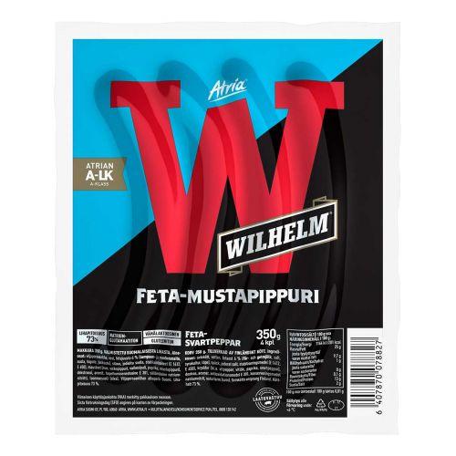 ATRIA WILHELM FETA-MUSTAPIPPURI GRILLIMAKKARA 350 G