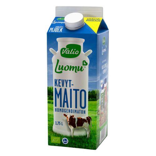 VALIO LUOMU KEVYTMAITO  1,75 L