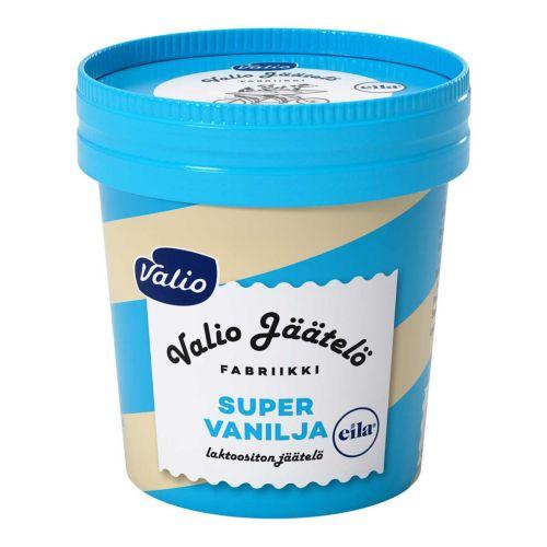 VALIO JÄÄTELÖ SUPER VANILJA LAKTON 150 ML
