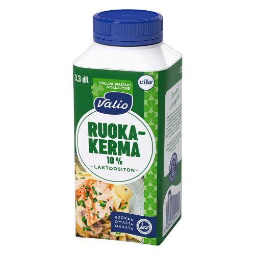 VALIO RUOKAKERMA 10% LAKTON 330 ML
