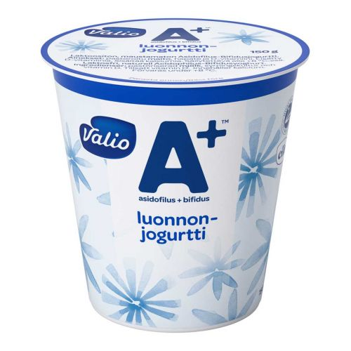 VALIO A+ LUONNONJOGURTTI LAKTON 150 G