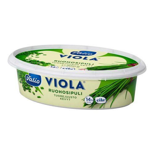 VALIO VIOLA KEVYT RUOHOSIPULI LAKTON 200 G