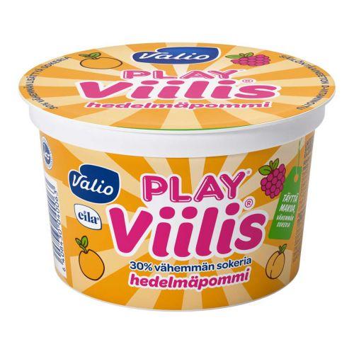 VALIO PLAY VIILIS HEDELMÄPOMMI LAKTON 200 G