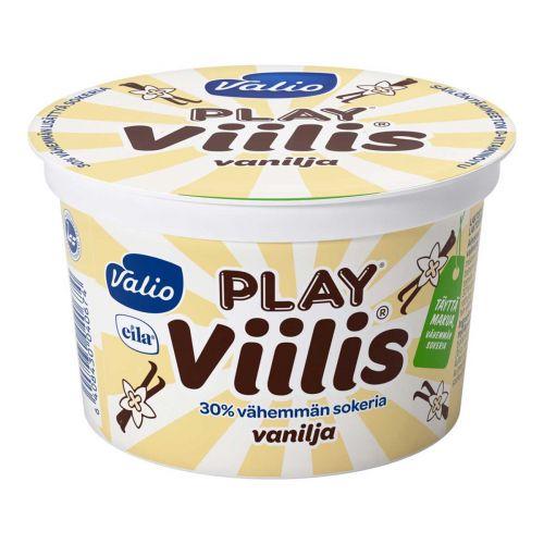 VALIO PLAY VIILIS VANILJA LAKTON 200 G