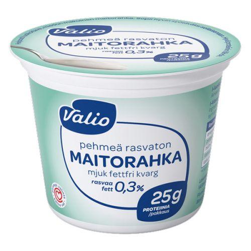 VALIO PEHMEÄ MAITORAHKA 250 G