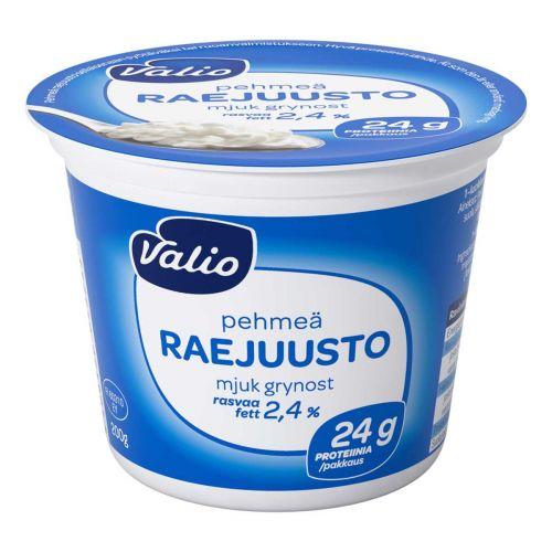 VALIO PEHMEÄ RAEJUUSTO 200 G