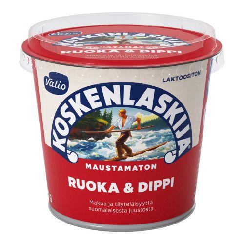 VALIO KOSKENLASKIJA RUOKA & DIPPI MAUSTAMATON LAKTON 250 G
