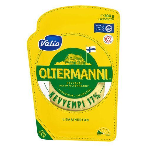 VALIO OLTERMANNI 17% VIIPALE 300 G