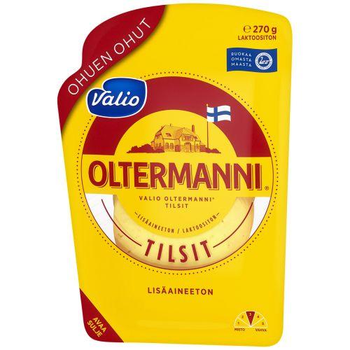 VALIO OLTERMANNI TILSIT VIIPALE 270 G