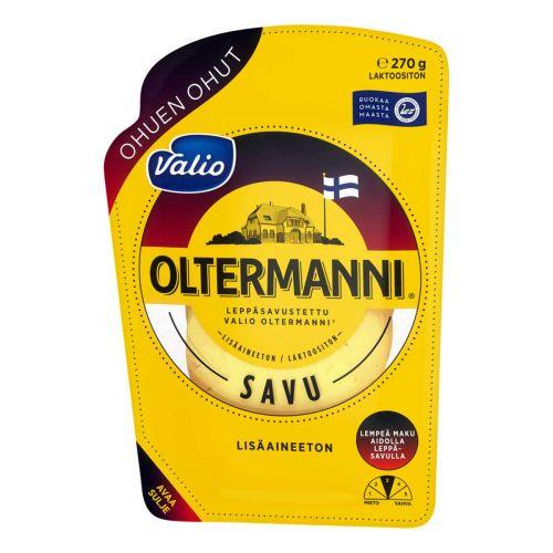 VALIO OLTERMANNI SAVU OHUEN OHUT VIIPALE 270 G