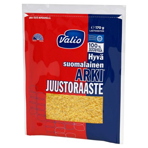 VALIO ARKI JUUSTORAASTE 170 G
