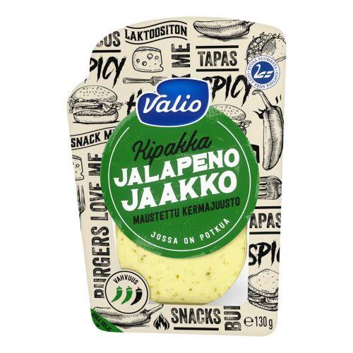 VALIO JALOPENO JAAKKO KERMAJUUSTO VIIPALE 130 G
