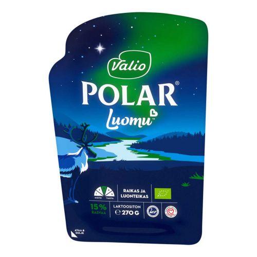 VALIO POLAR LUOMU 15% VIIPALE 270 G