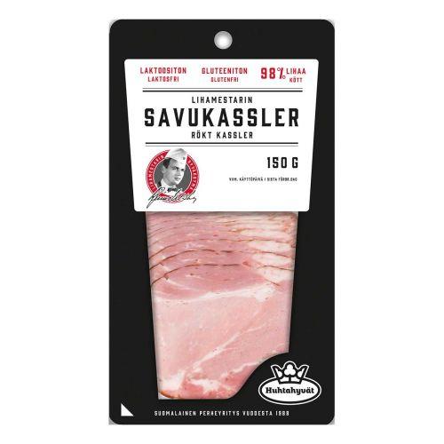 HUHTAHYVÄT LIHAMESTARIN SAVUKASSLER 150 G